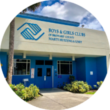 Boys and Girls Club Location