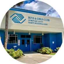 Boys and Girls Club Location