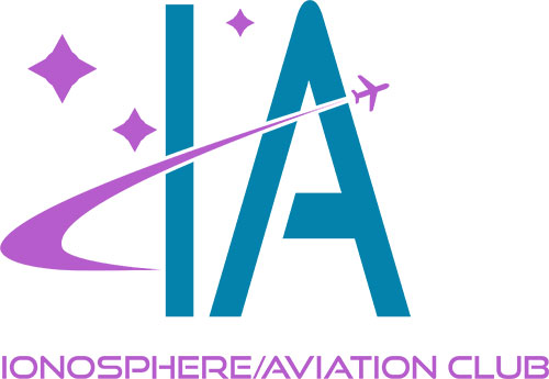 Ionosphere / Aviation Club Logo