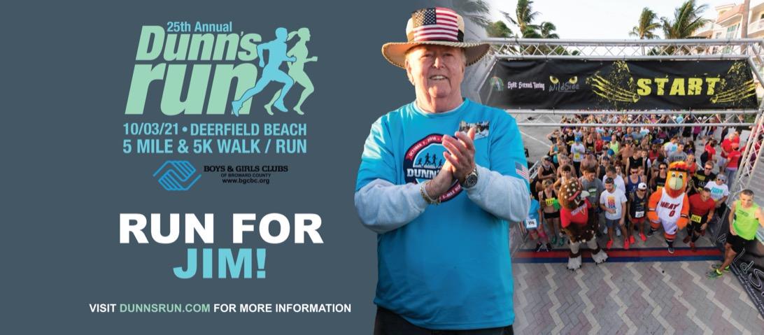 Dunns Run - Run for Jim!