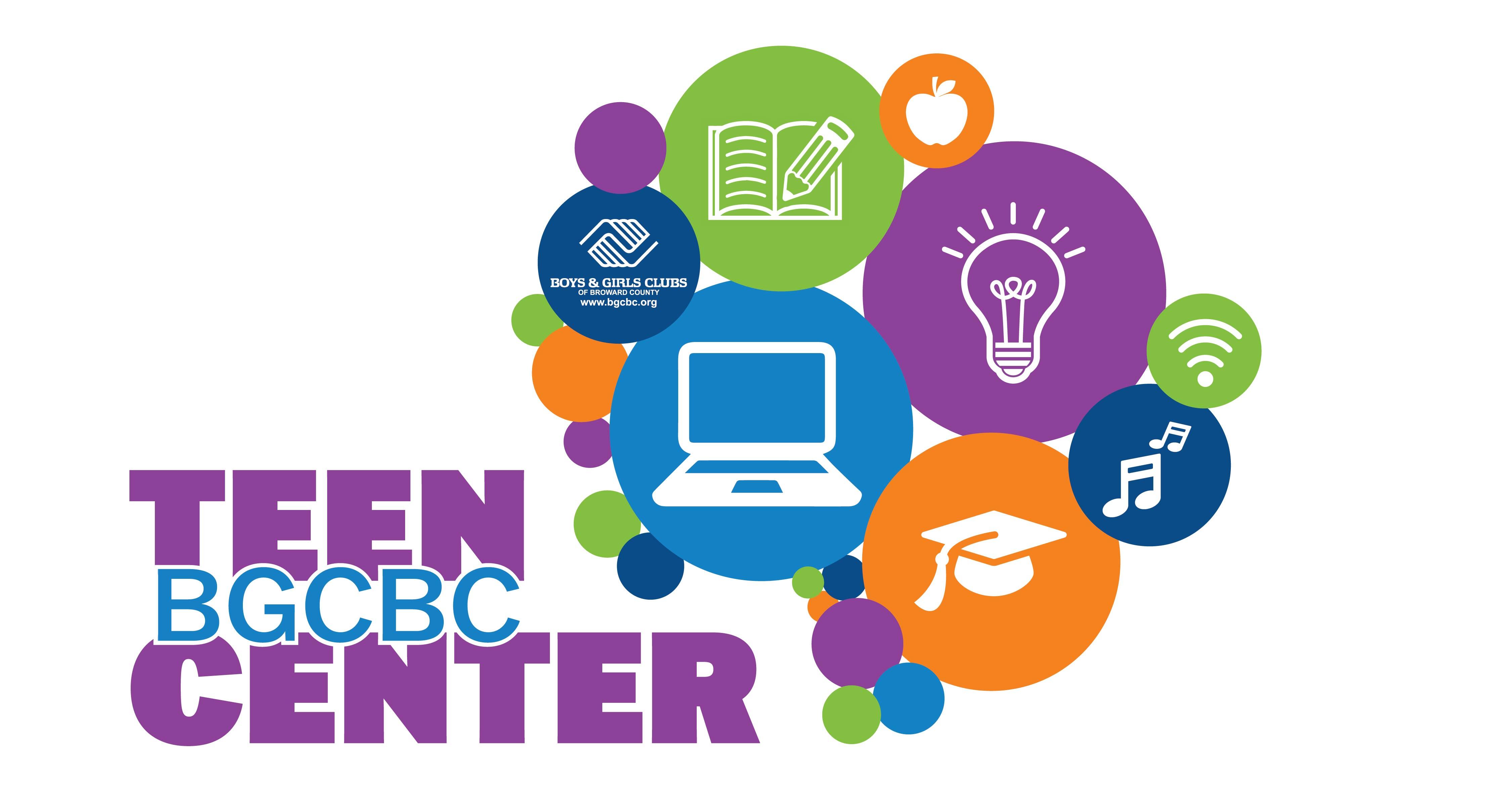 Teen Center Logo #2