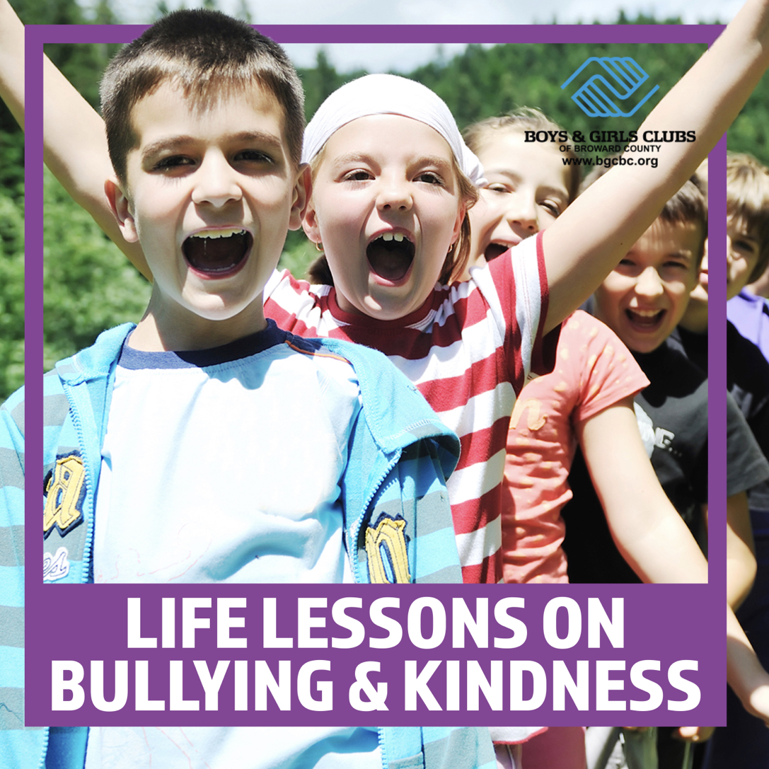 Life Lessons on Bullying & Kindness