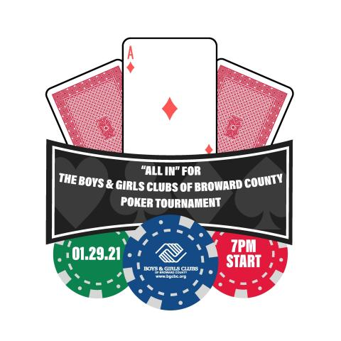 All In for the Boys & Girls Clubs of Broward County Poker Tournament