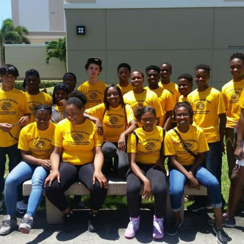 Boys & Girls Clubs of Broward County 2017 Summer College Tour Series