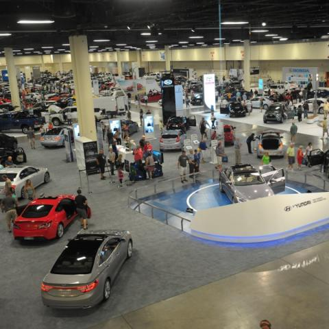 28th Annual Fort Lauderdale International Auto Show