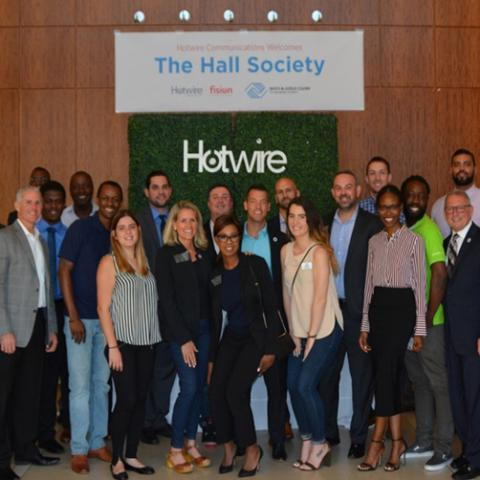 Hotwire The Hall Society