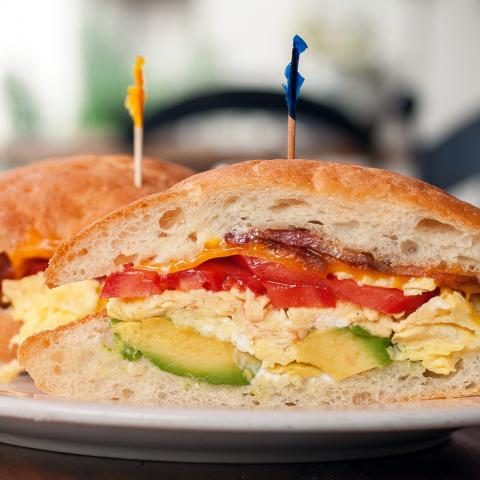 Egg salad sandwitch